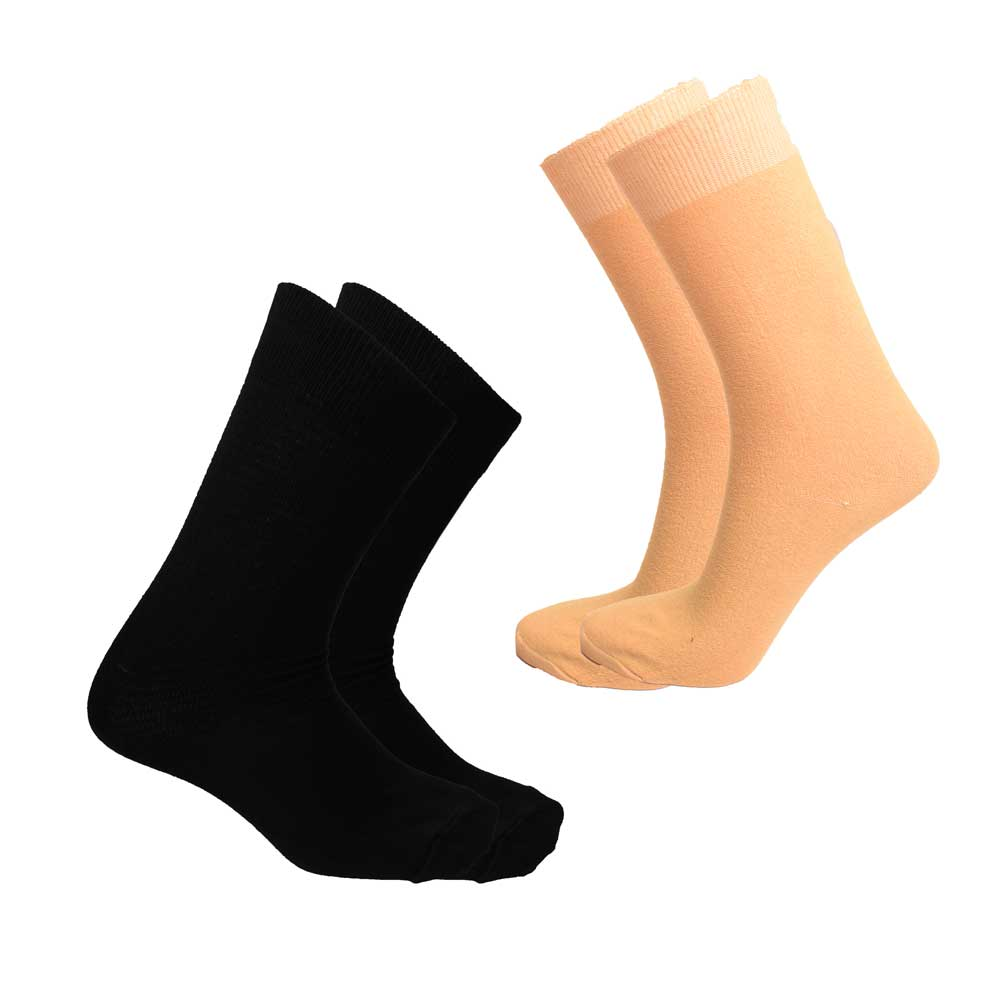 RKI Women's Zenaida Socks Pair of 2 Socks RKI