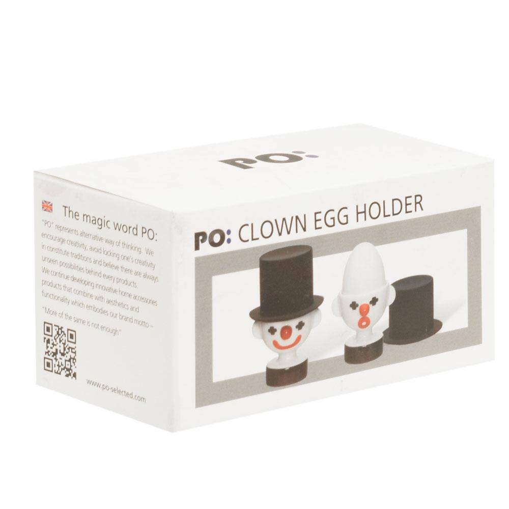 PO Clown Pack of Two EGG Holder Crockery ANF