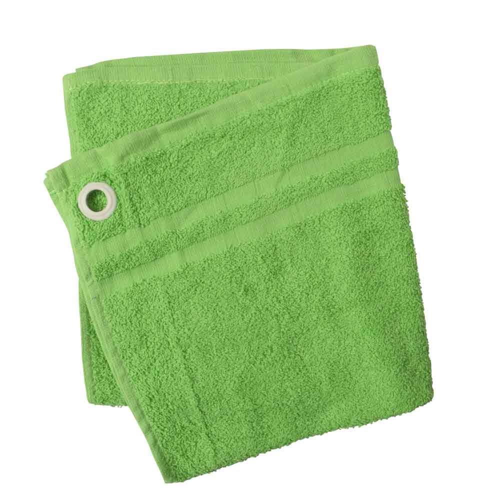 HNC Embellish Kitchen Towel with Eyelet Towel Haroon Cp Parrot