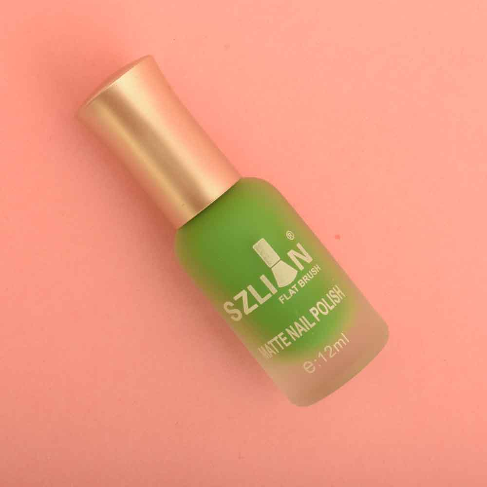 Sizlin Women's Quick Dry Matte Nail Polish Health & Beauty Sunshine China 09