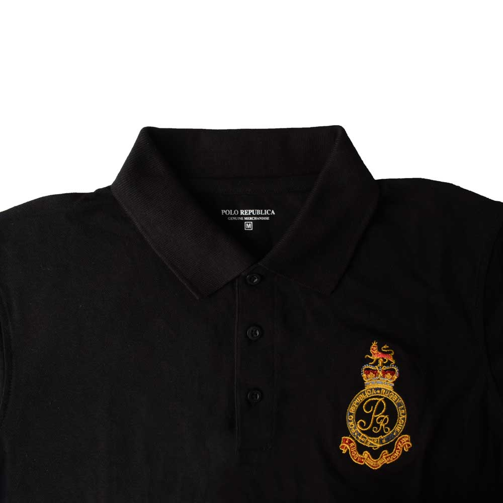 Men's Fairlee Rugby Polo Shirt Men's Polo Shirt SRK