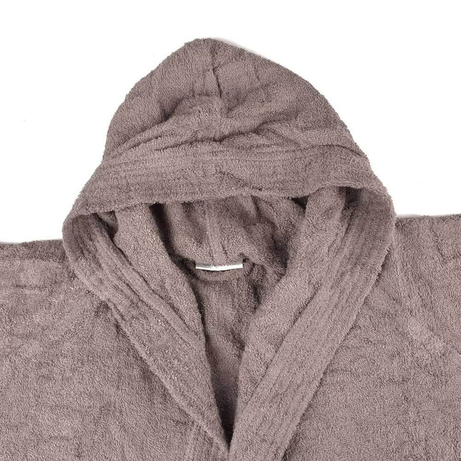 Kiel Unisex Breathable Hooded Bathrobe