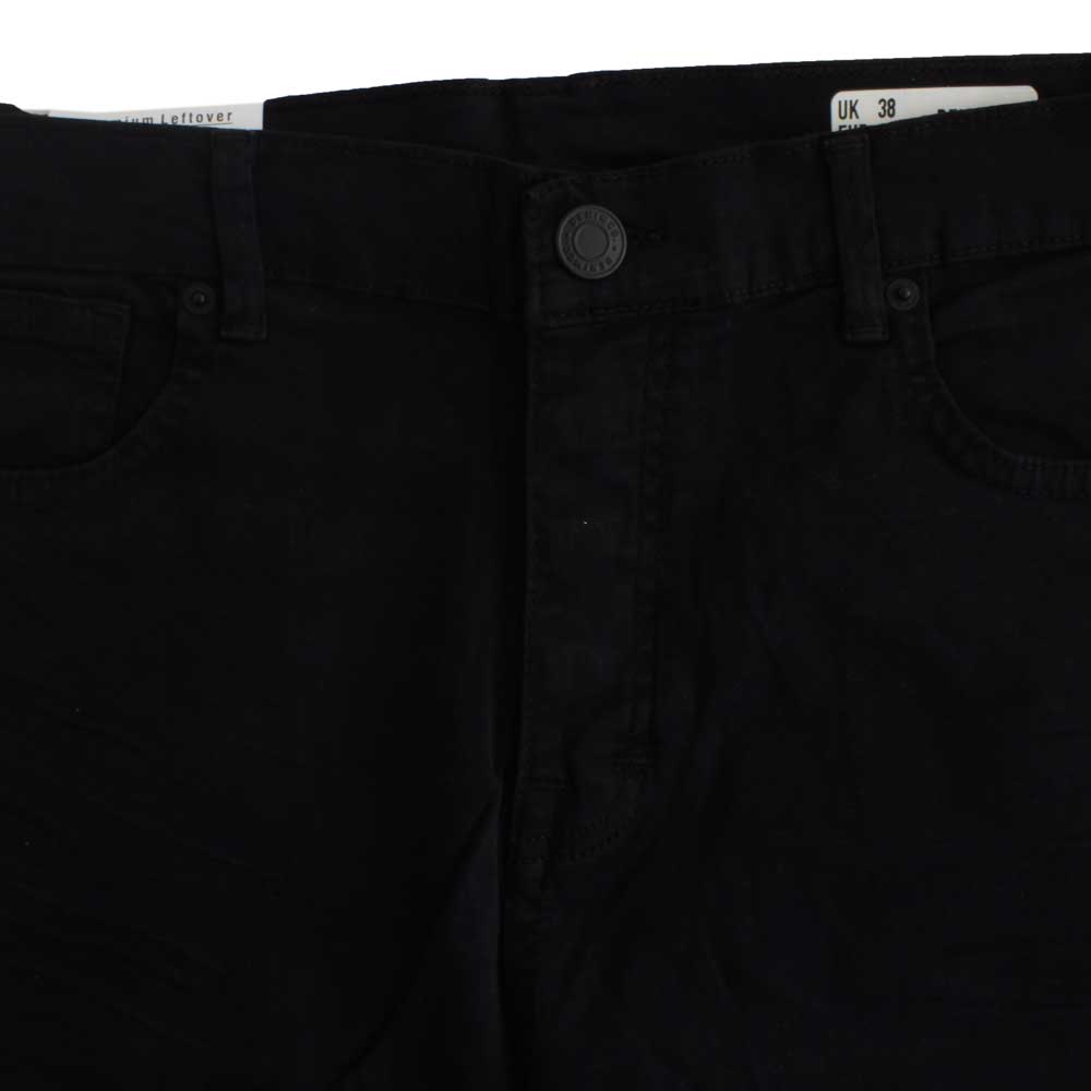 Denim Co. Men's Modesto Stretch Denim Shorts Men's Shorts SRK Black 24 18