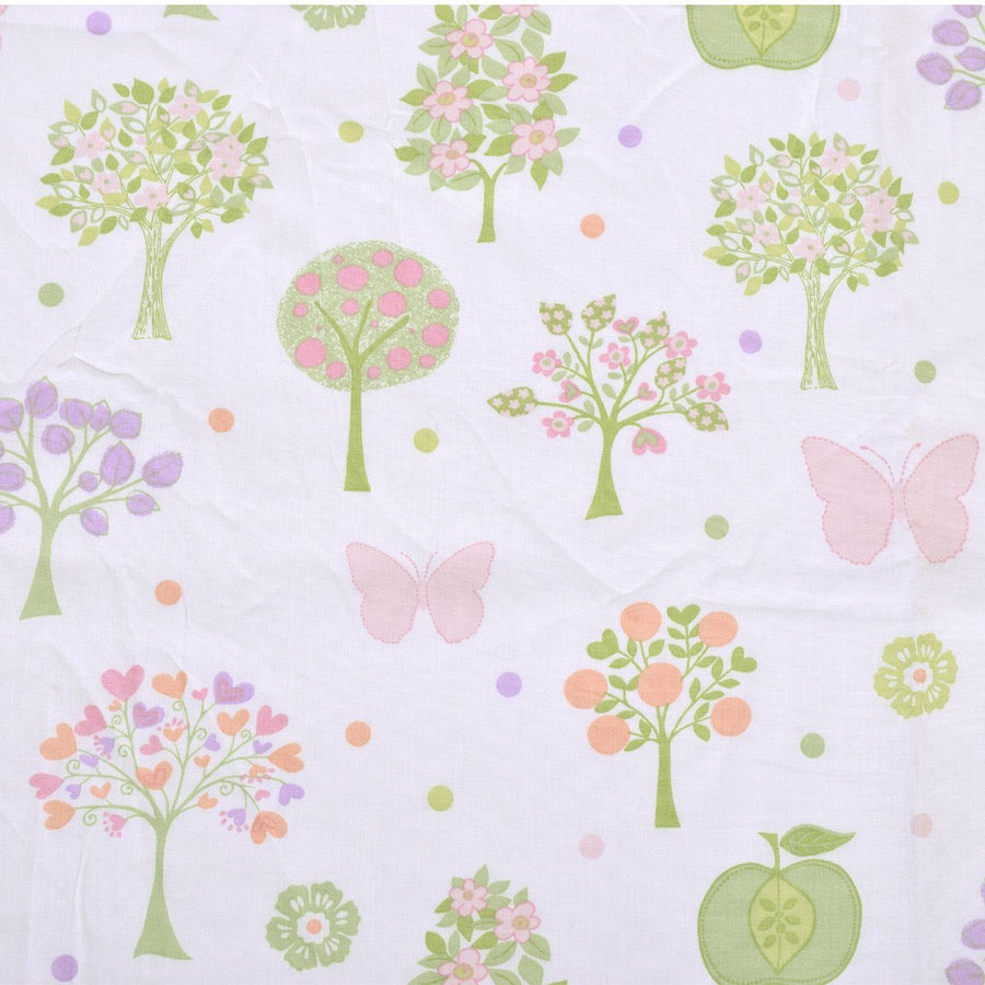 Little Home and Gardens Ferry Trees ( S ) Pocket Curtain