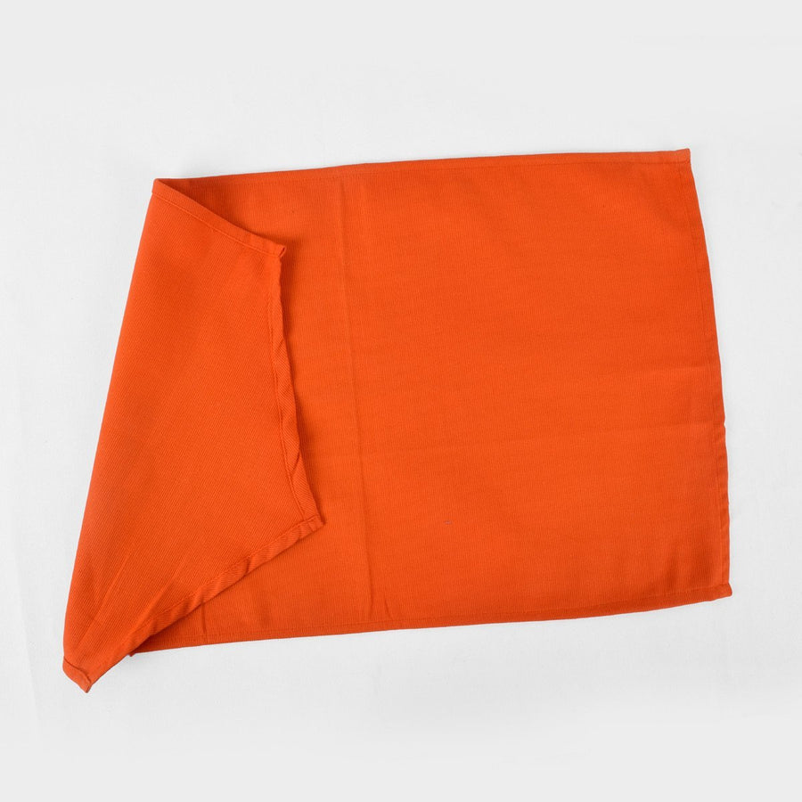 Jasica Plain Lined Short Table Runners - ExportLeftovers.com