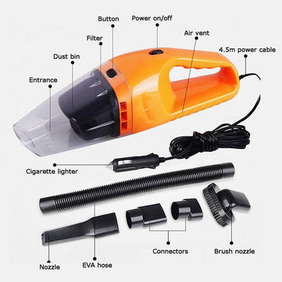 Portable Car Vacuum Cleaner General Accessories Sunshine China