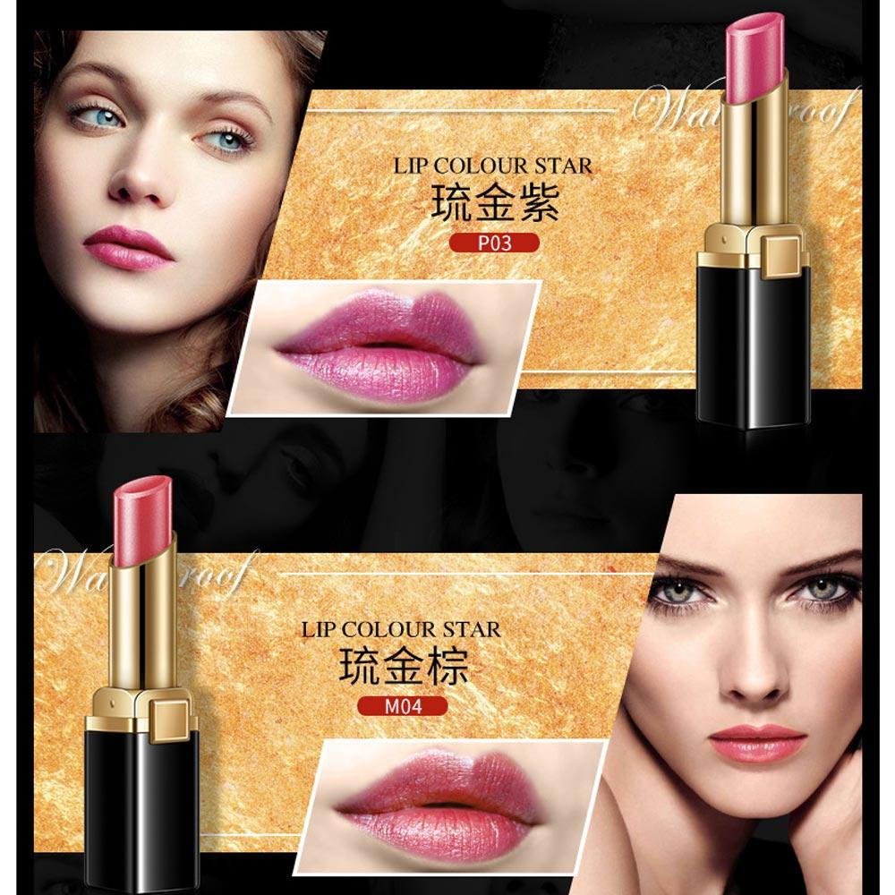 Bioaqua Moist Waterproof Lipstick Health & Beauty Sunshine China