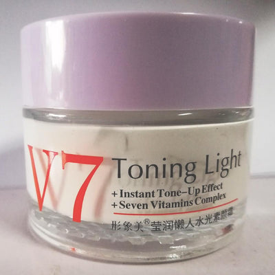 BioAqua V7 Toning Light Cream for Lazy Makeup Multivitamin complex Concealer Health & Beauty Sunshine China 434