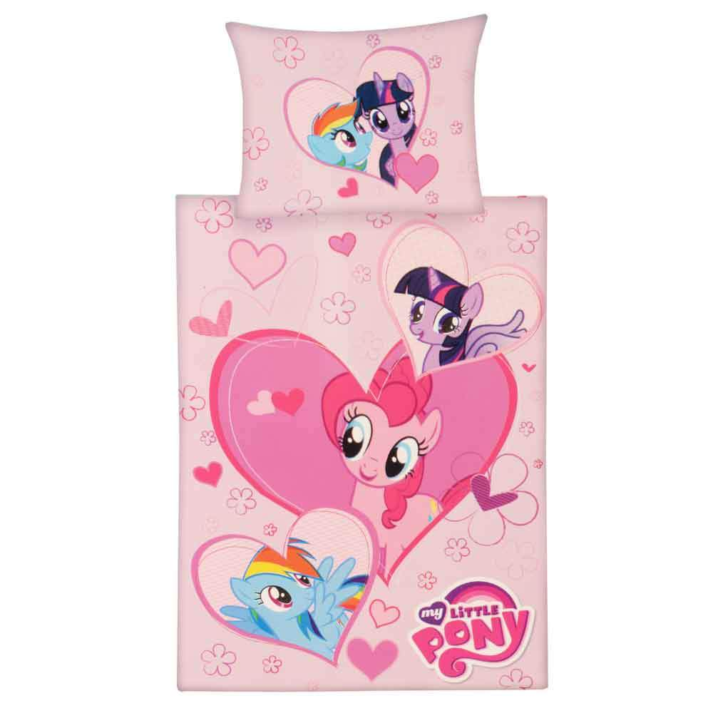 Kid S My Little Pony Twin Quilt Cover Set