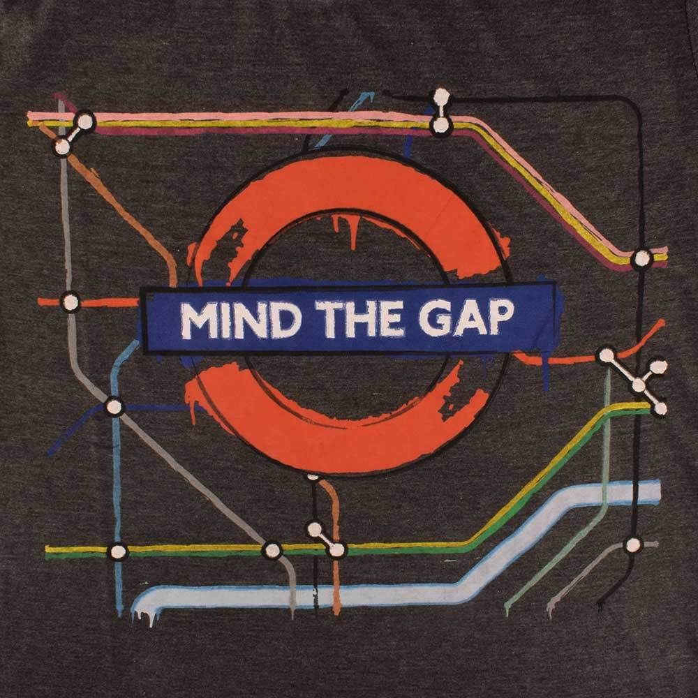GWCC Men's Mind The Gap Tee Shirt Men's Tee Shirt First Choice