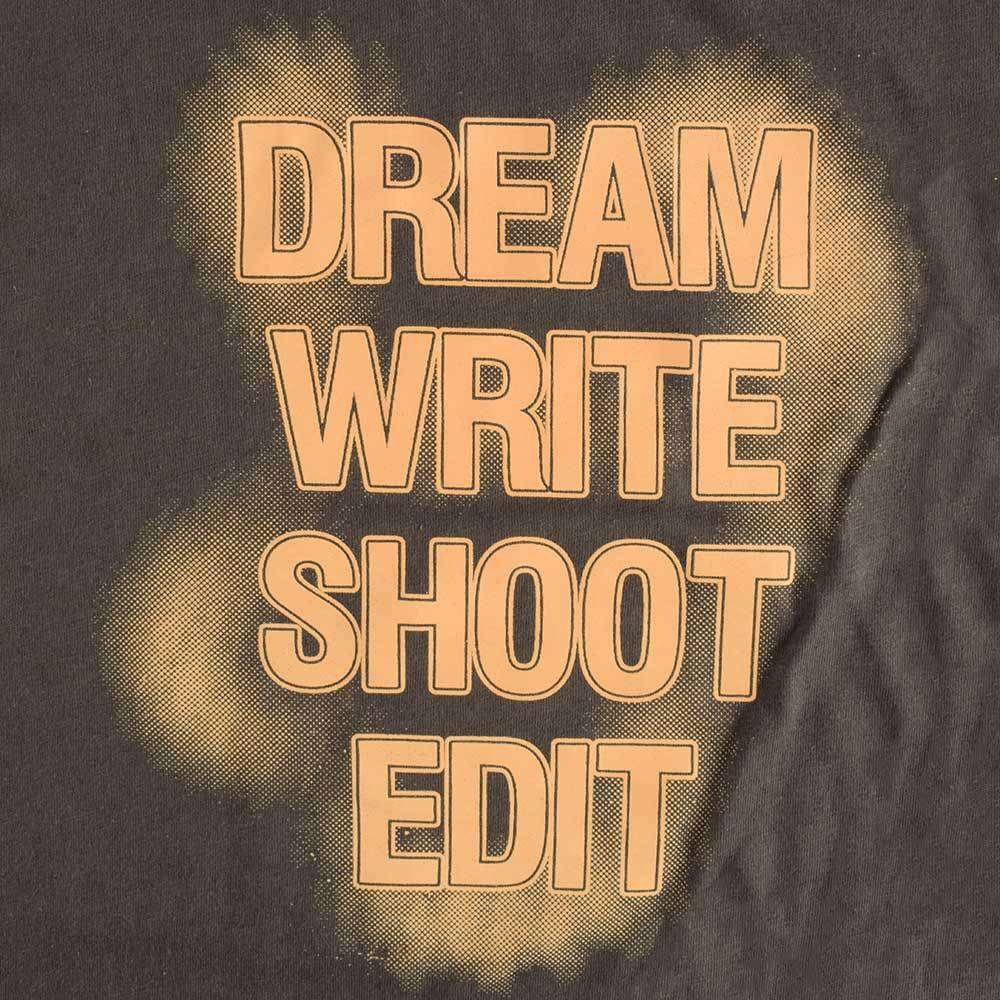 Polo Republica Men's Dream Write Shoot Edit Tee Shirt Men's Tee Shirt Polo Republica
