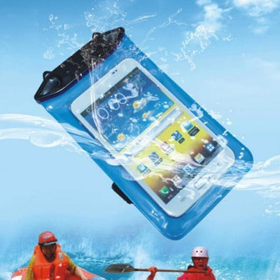 Tteoobl T-11B Durable Waterproof Mobile Pouch Electronics HDY