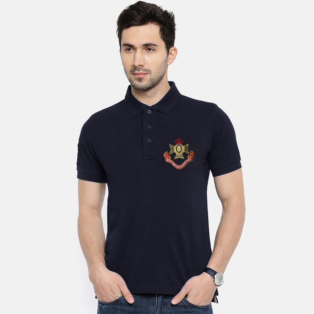 Polo Republica Men's Crown EST Polo Shirt Men's Polo Shirt Polo Republica Navy S