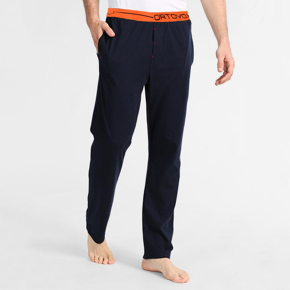 Polo Republica Men's 19-31A20 Pique Casual Lounge Pants Men's Sleep Wear Polo Republica Ortovox Navy S