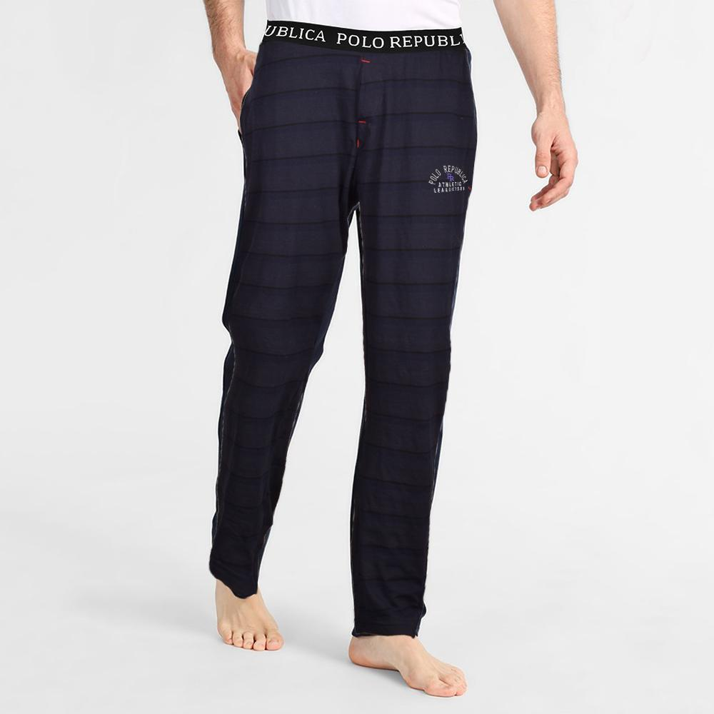 Polo Republica Men's Super Comfy Lounge Pants Men's Sleep Wear Polo Republica S