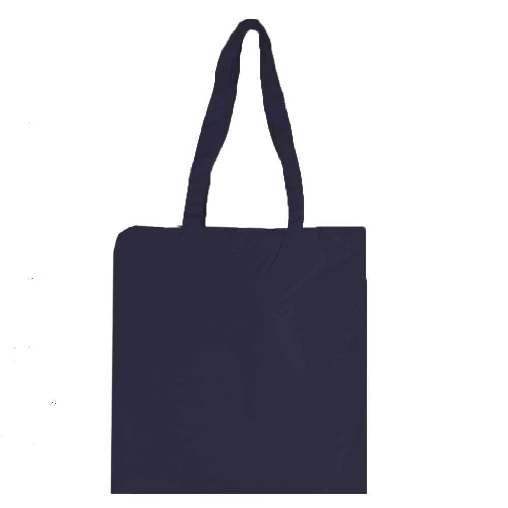 MB Multi Function Canvas Tote Bag Hand Bag MB Traders Navy