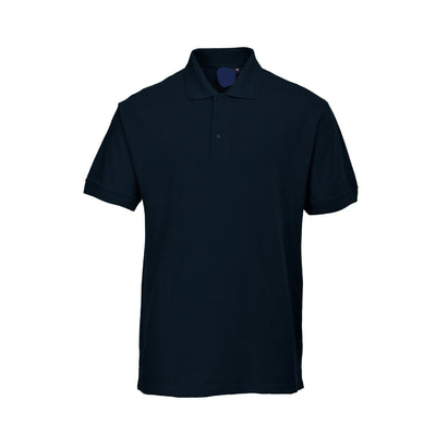PRT Vonboni Short Sleeve Polo Shirt Men's Polo Shirt Image Dark Navy XS
