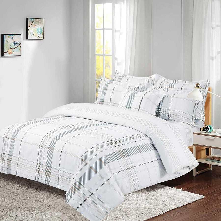 AI Textile Luxury Collection Gosford Double Bed Sheet