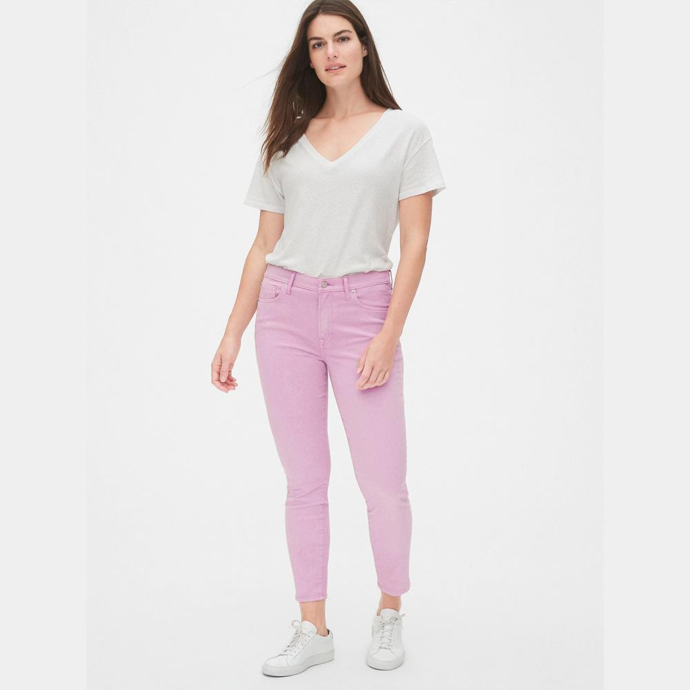 GNM Women's Kenai Skinny Fit Denim Women's Denim SRK Powder Purple 24 24