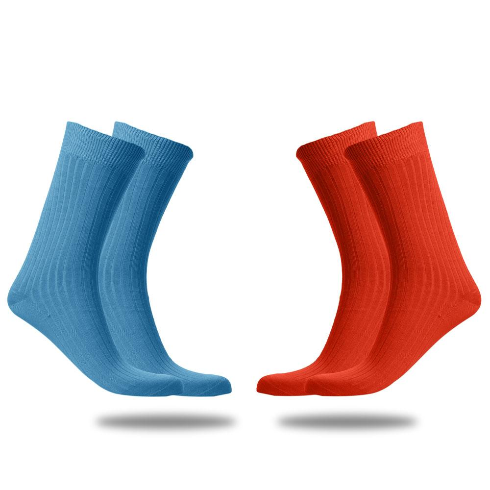 RKI Women's Floriano Color Socks Pack of 2 Women's Accessories RKI
