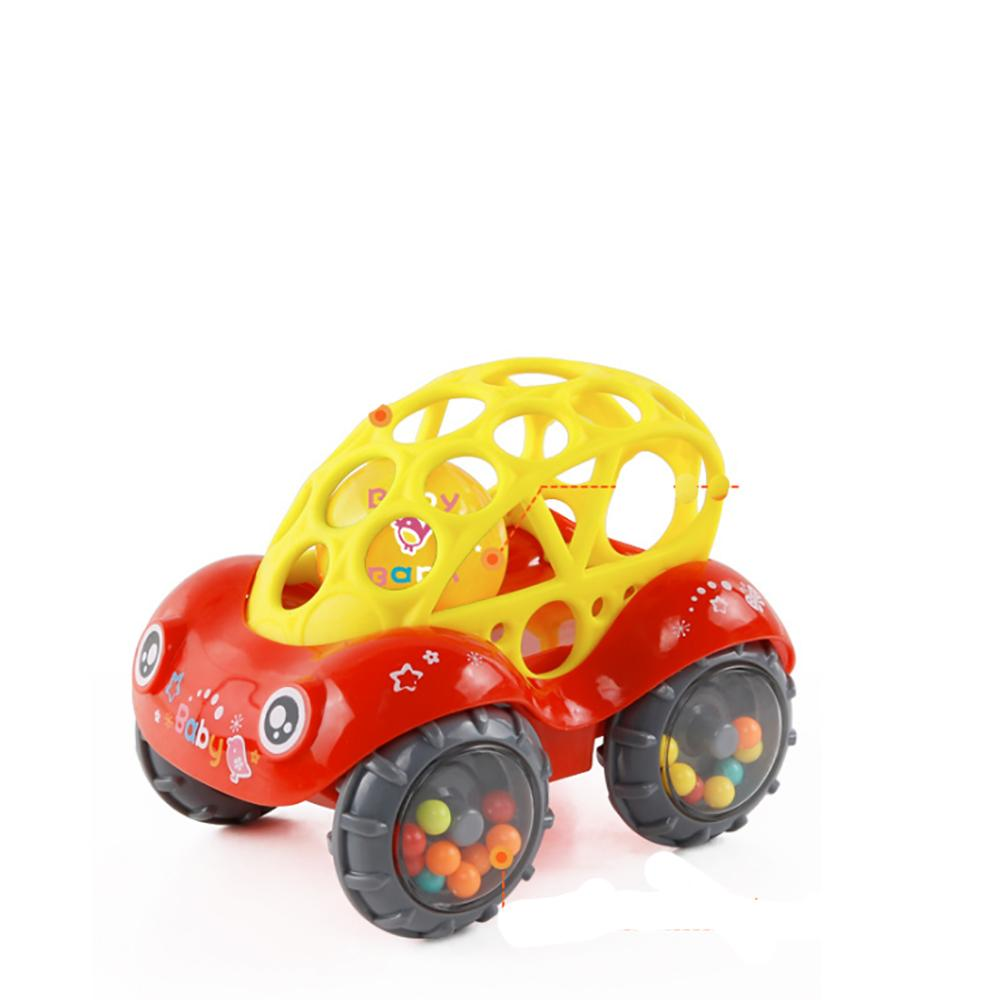 Yanuo Mini Car Baby Toy Toy Sunshine China Red