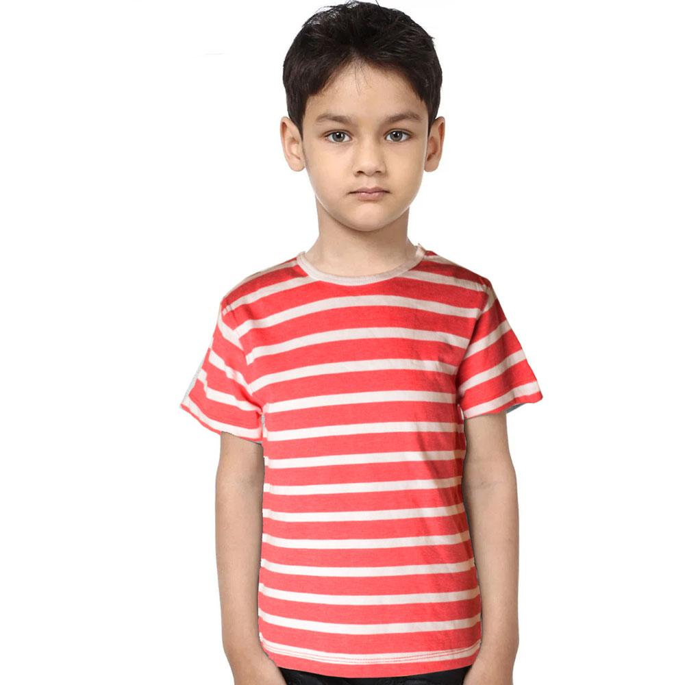 Kid's Classy Pennywise Crew Neck Tee Shirt Boy's Tee Shirt SRK Pink 9-12 Months