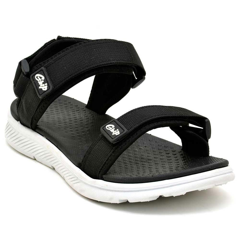 Starlet Men's Grip GRP-101 Sandals Men's Shoes Starlet Shoes Black EUR 40