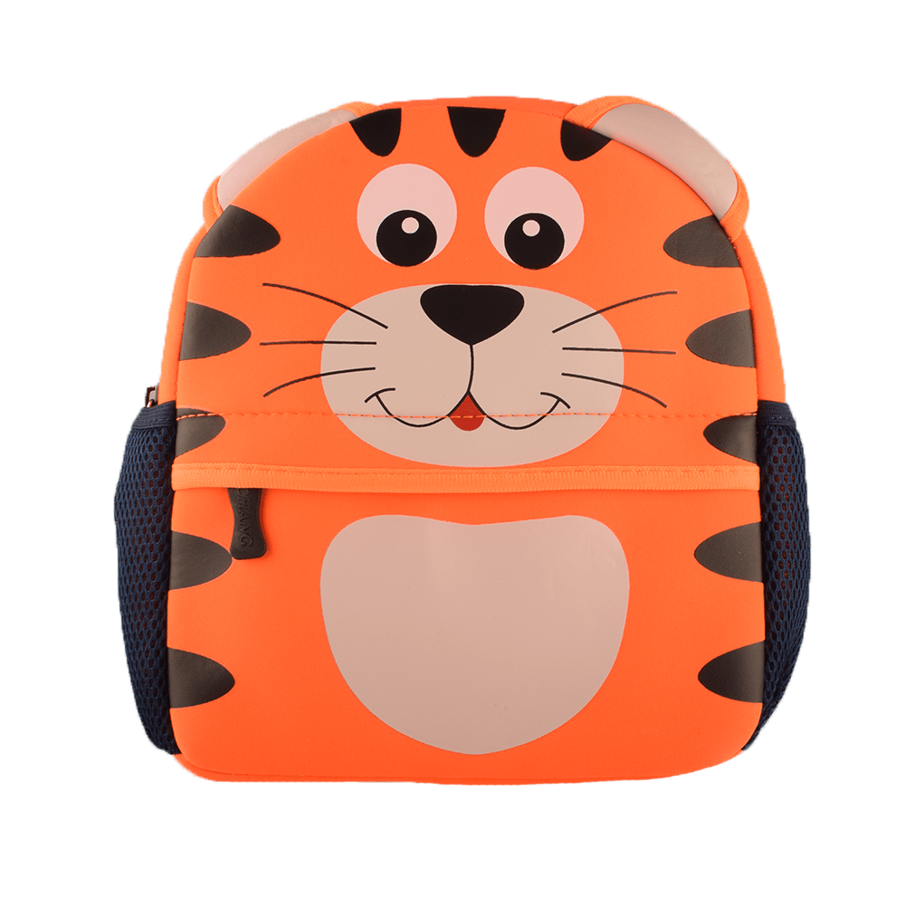 Kid's Animal Design Sturdy School Bags School Bag Sunshine China Tiger