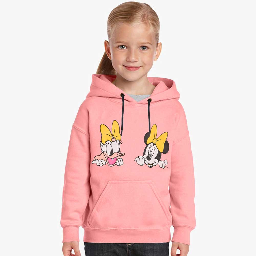 Kids Molo Mickey Mouse Printed Pullover Hoodie Boy's Pullover Hoodie UMAR TRADERS
