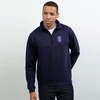 Polo Republica Leo League 1/4 Zipper Neck Sweat Shirt Men's Sweat Shirt Polo Republica Navy XS
