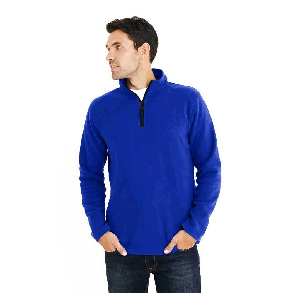 Polo Republica Amazonia 1/4 Zipper Polar Fleece Sweat Shirt Men's Sweat Shirt Polo Republica Royal S