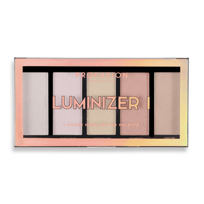 Profusion Luminizer 5 Shade Highlighter Palette Health & Beauty ANF