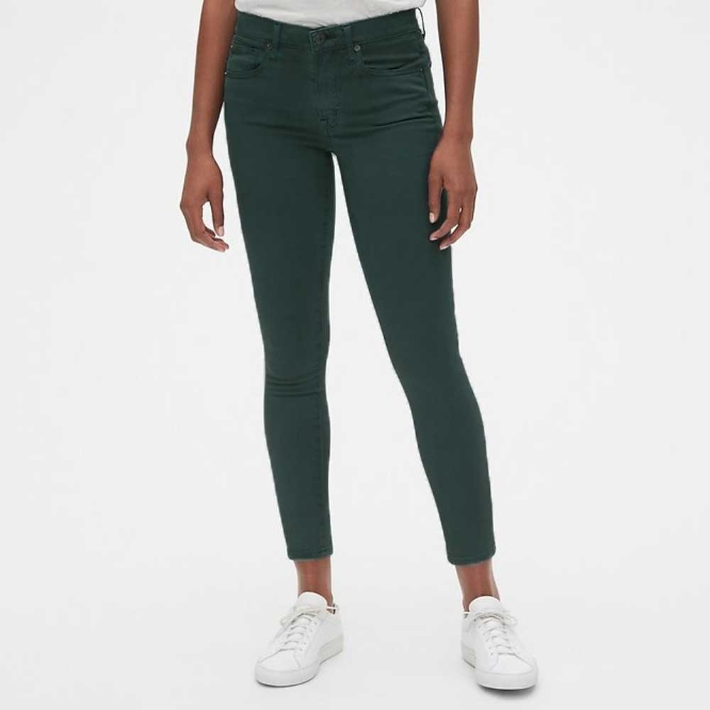 GAP Women's Joffrey Slim Fit Denim Women's Denim SNR Dark Zinc 24 26