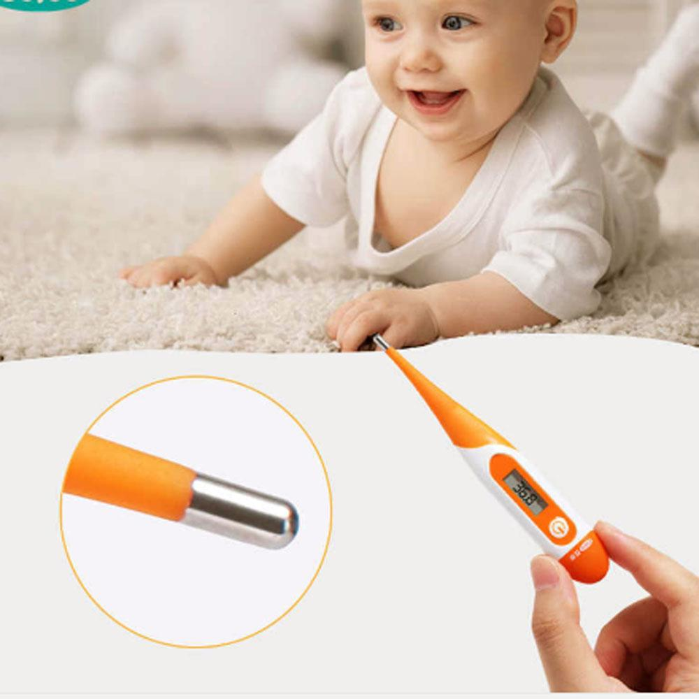 LCD Display Electronic Digital Temperature Thermometer For Infant And Adult Electronics Sunshine China