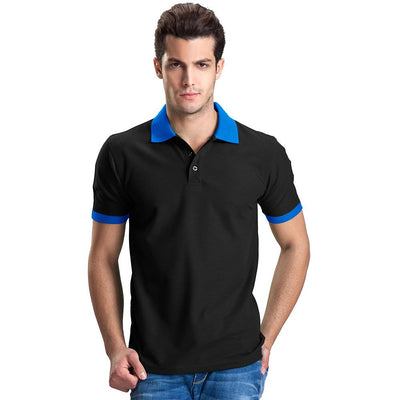Polo Republica Abrud Polo Shirt Men's Polo Shirt Polo Republica Black Blue S