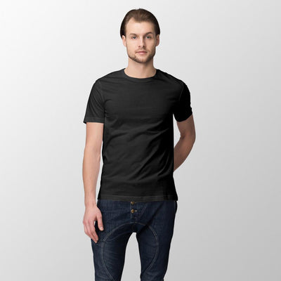 DCK Bantino Short Sleeve Tee Shirt Men's Tee Shirt Image Black XL