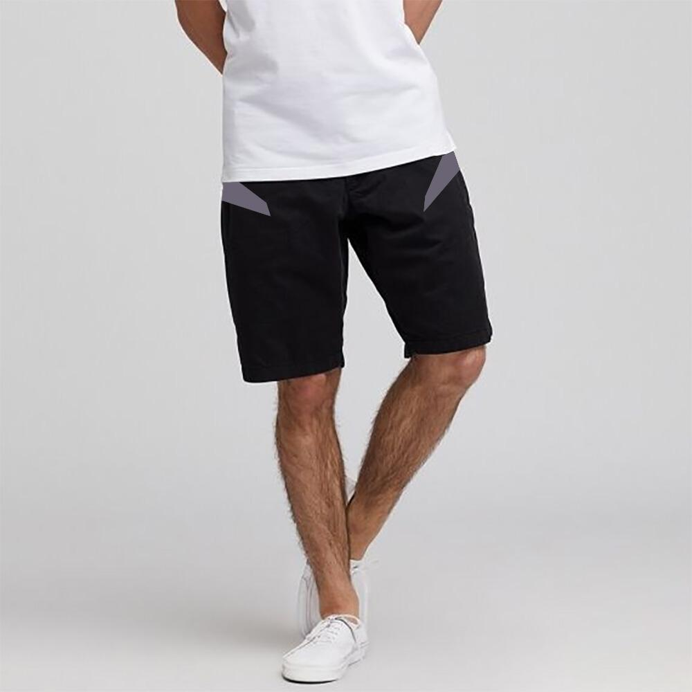 Polo Republica Polyester Mesh Sports Shorts Men's Shorts Polo Republica Black Graphite S
