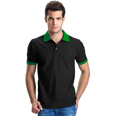Polo Republica Abrud Polo Shirt Men's Polo Shirt Polo Republica Black Green S