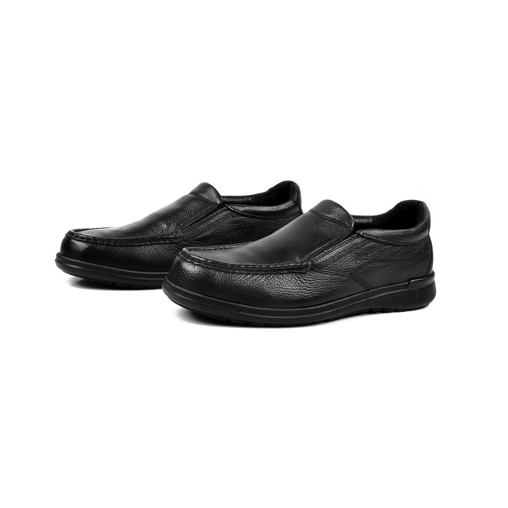 Mavrik Men's Slip Ons Shoes Men's Shoes MB Traders Black EUR 38