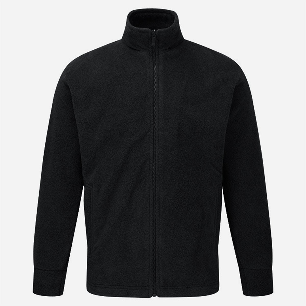 WR MTR Classic Long Sleeve Polar Fleece Jacket Men's Jacket WR MTR Black M