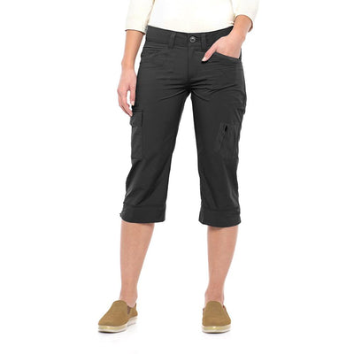 RVS 3/4 Long Women's Minor Fault Cargo Shorts