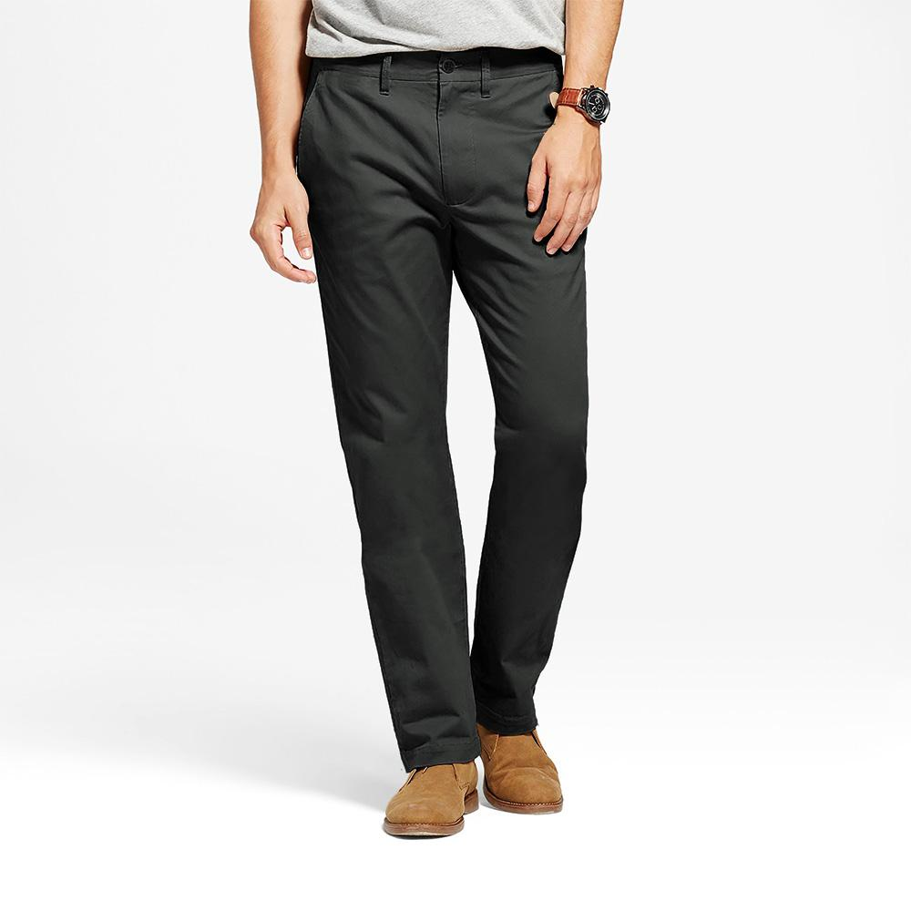 TES Moriya Slim Stretch Chino Pants Men's Chino NMA Black 29 32