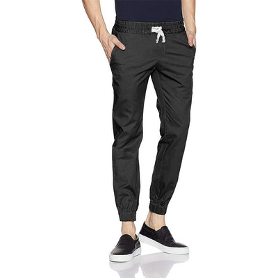 MGO Savannah Denim Jogger Pants Men's Cargo Pants First Choice Black 28 30