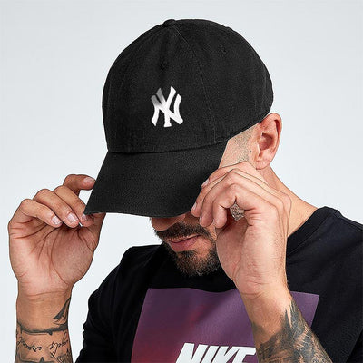 MB NY Signature Embro P Cap Headwear MB Traders
