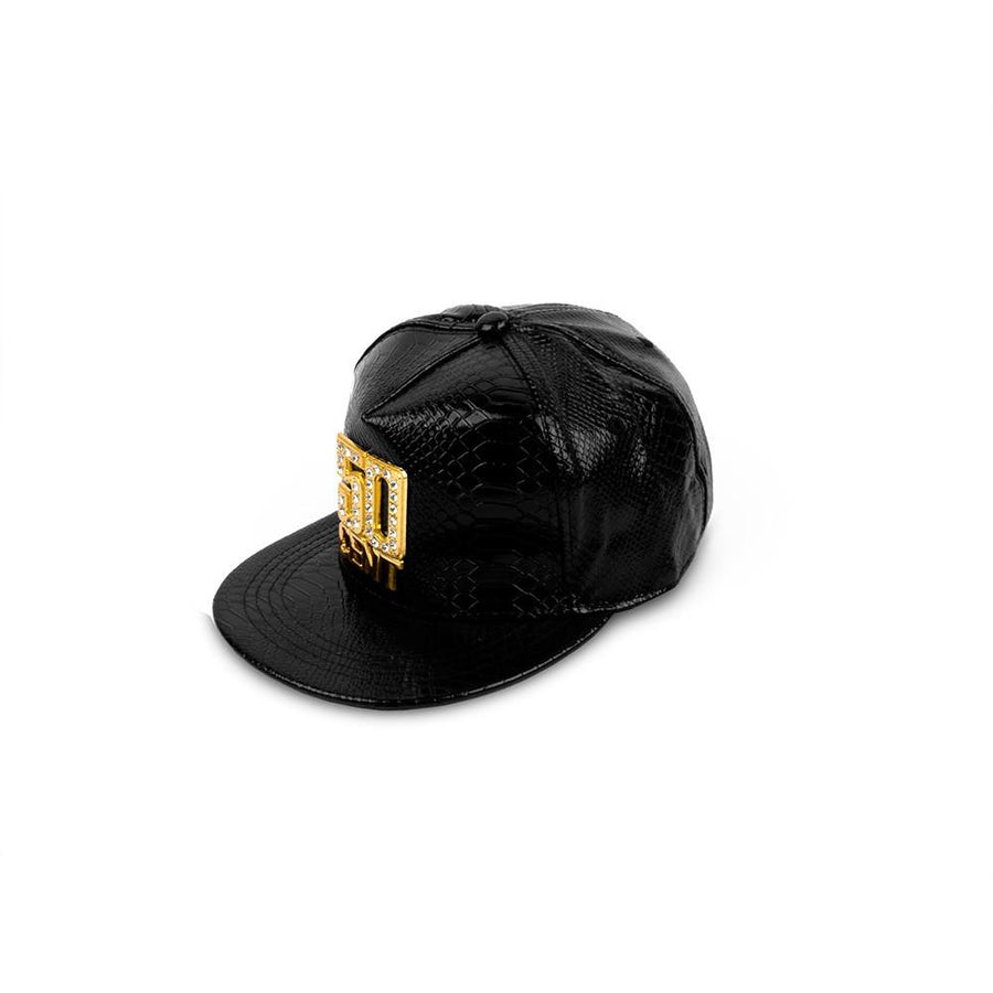 Al-Alimi 50 Cent High Crown P Cap