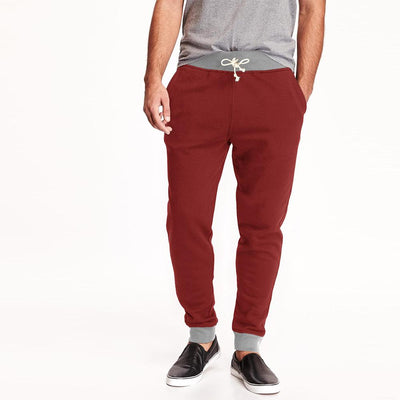 Polo Republica Bremen Men's Sweat Pants Men's Sweat Pants Polo Republica Burgundy Ash S