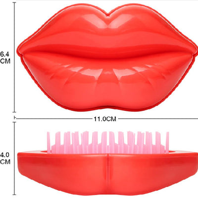 Portable Type Sexy Lips Brush With Inside Mirror Health & Beauty Sunshine China