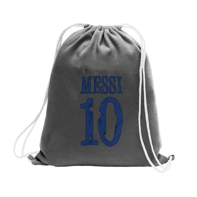 Polo Republica Messi Lovers Drawstring Bag Drawstring Bag Polo Republica Charcoal Blue