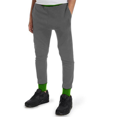 Polo Republica Kids Hoobsita Classic Sweat Pants Boy's Sweat Pants Polo Republica Charcoal Green 8 Years