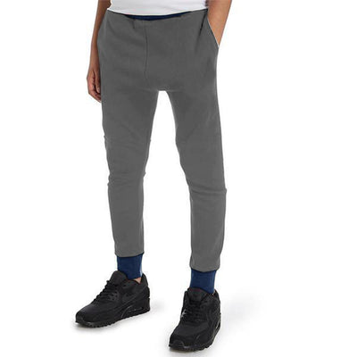 Polo Republica Kids Hoobsita Classic Sweat Pants Boy's Sweat Pants Polo Republica Charcoal Navy 6 Years